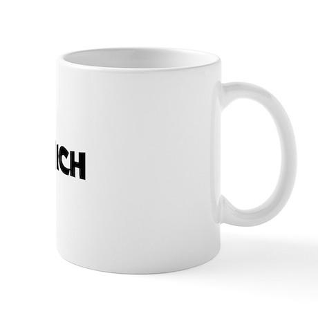 CLUB SANDWICH attitude Mug