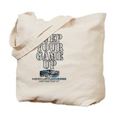 Step Your Game Up - Original Grey Tote Bag