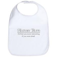 History buff Bib