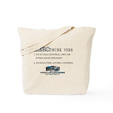Merc: Definition (Original) Tote Bag