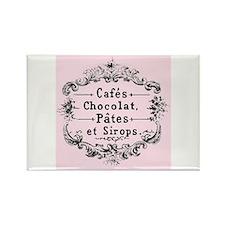 Cute Chocolat Rectangle Magnet
