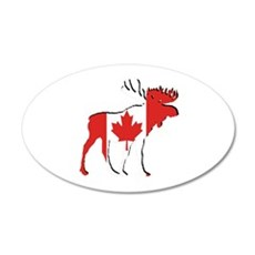 CANADA Wall Decal
