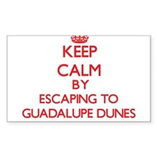 Keep calm by escaping to Guadalupe Dunes Californi