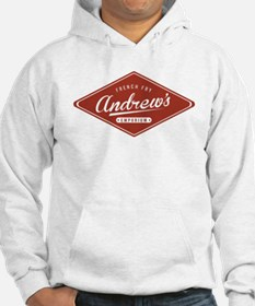 Andrews French Fries Hoodie