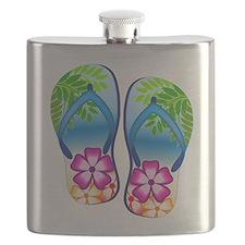 Flip Flops Flask