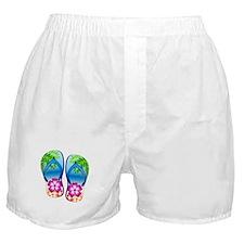 Flip Flops Boxer Shorts