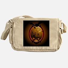 Halloween Messenger Bag