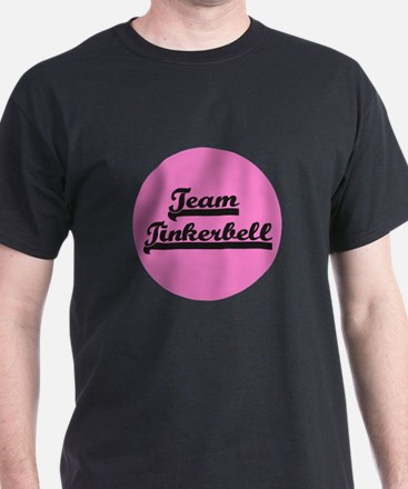 Team Tinkerbell - Paris Dog T-Shirt