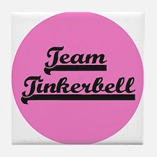 Team Tinkerbell - Paris Dog Tile Coaster