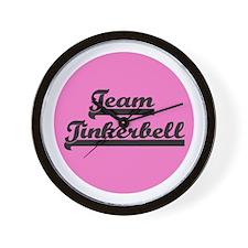 Team Tinkerbell - Paris Dog Wall Clock