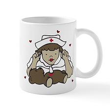 Teddy Bear Nurse Mugs