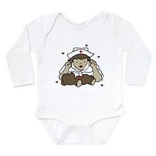 Teddy Bear Nurse Body Suit
