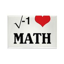 I heart math Magnets