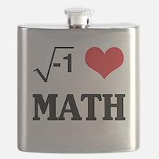 I heart math Flask