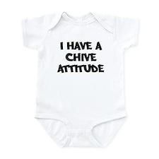 CHIVE attitude Infant Bodysuit