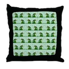 Froggie Throw Pillow