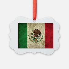 Bandera de México Ornament