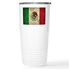 Bandera de México Travel Mug