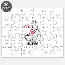 OR Nurse Puzzle