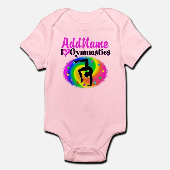 GYMNAST QUEEN Infant Bodysuit