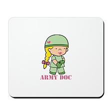 Army Doc Mousepad
