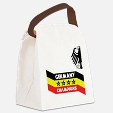 Champions of the World Canvas Lunch Bag