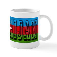 Azerbaijan Logo Mugs