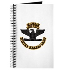 Navy - Captain - O-6 - Retired Text Journal