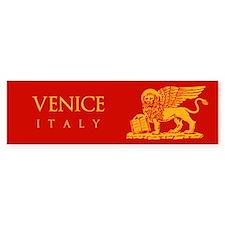 Venice Coat of Arms Bumper Sticker