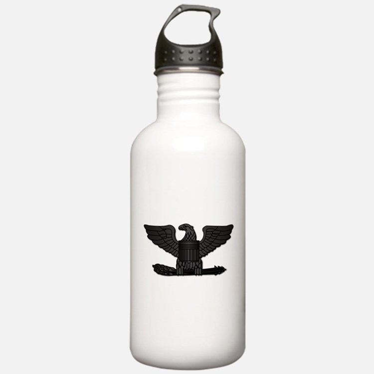 Navy - Captain - O-6 - Water Bottle