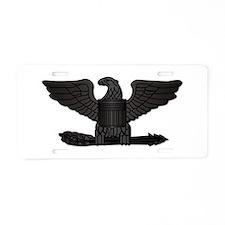 Navy - Captain - O-6 - No Aluminum License Plate