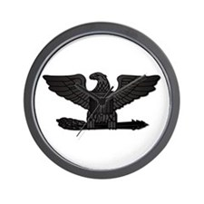 Navy - Captain - O-6 - No Text Wall Clock