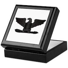 Navy - Captain - O-6 - No Text Keepsake Box
