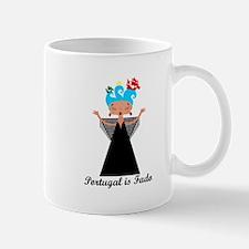 Portugal is fado Mugs
