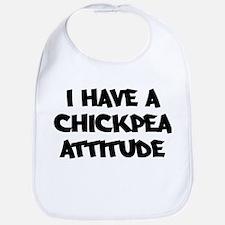 CHICKPEA attitude Bib