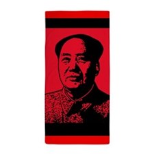 Chairman Mao Beach Towel