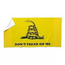 Don't Tread On Me Beach Towel