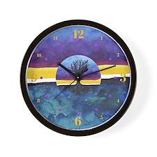 In Limbo Fandango Wall Clock