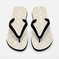 Cute Chic Pattern Flip Flops