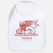 Venetian Lion Bib