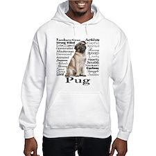 Pug Traits Hoodie