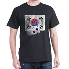 Soccer Flag Korea T-Shirt