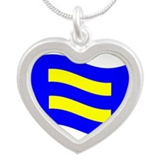 Waving Human Rights Equality Flag Necklaces