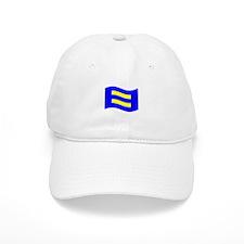 Waving Human Rights Equality Flag Baseball Baseball Cap