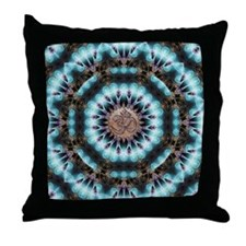 Cute Mandala Throw Pillow
