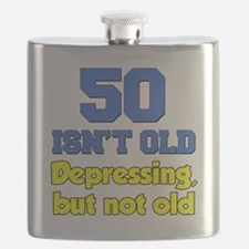 50 Isnt Old Flask