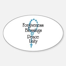 Forgiveness Decal