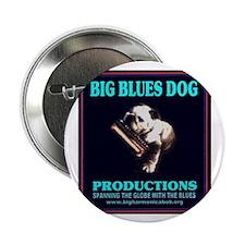 """Unique Blues harp 2.25"""" Button (10 pack)"""