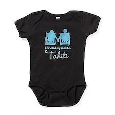 Tahiti Baby Bodysuit