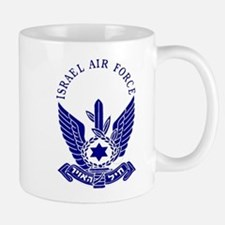Israel Air Force Blue Mug Mugs